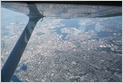 Baltimore police have been testing an aerial surveillance system that uses wide-angle cameras flown at 8.5K feet, without informing the public, since January (Monte Reel/Bloomberg)
