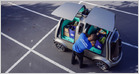 Autonomous vehicle startup Nuro and Kroger begin testing a grocery delivery service in Scottsdale, Arizona, starting today (Megan Rose Dickey/TechCrunch)