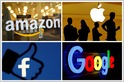 New data including federal filings: Google spent ~$150M on lobbying over the past decade in the US, followed by Facebook with ~$81M, and Amazon at nearly $80M (Tony Romm/Washington Post)