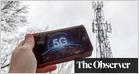 Después de que se incendiaran algunas torres celulares en el Reino Unido, el gobierno se reunirá con Facebook, YouTube y Twitter para detener la propagación de una teoría de la conspiración que vincula 5G con COVID-19 (Harriet Sherwood / The Guardian) 2