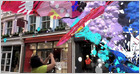 Snap launches a geography-specific Local Lens called City Painter as its first persistent, shareable AR experience, for London's Carnaby Street (Will Bedingfield/WIRED UK)