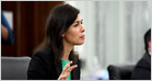 Profile of Jessica Rosenworcel, the second woman to lead the FCC as acting chair and a big proponent of net neutrality and expanding broadband access (April Glaser/NBC News)