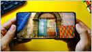 Samsung says its latest OLED screen tech, launching in the Galaxy S21 Ultra, reduces the display's power consumption by up to 16% (Mariella Moon/Engadget)