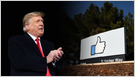 """Facebook says a now-removed interview with Trump posted by daughter-in-law Lara Trump falls under its ban as it spoke """"in the voice of President Trump"""" (Taylor Hatmaker/TechCrunch)"""