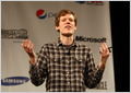 Chris Poole, founder of 4chan, has left Google; he joined the company in 2016 and jumped between several different roles during his five years (Jennifer Elias/CNBC)