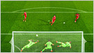 DeepMind researchers are working with the UK's Premier League team Liverpool to explore the application of AI to help teams improve their soccer tactics (Amit Katwala/wired.co.uk)