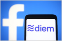 Facebook's Diem says it has withdrawn its application for a Swiss payment license and will shift its operations to the US via a California state-chartered bank (Ryan Browne/CNBC)