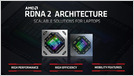 AMD unveils Radeon RX 6000M series of graphics adapters for gaming laptops, which are based on the RDNA2 architecture that underpins AMD's desktop RX 6000 parts (Ryan Smith/AnandTech)