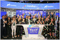 Workplace collaboration company monday.com closed up 15% in its Nasdaq debut Thursday, after raising 4M in its IPO, giving it a market cap of ~.82B (Ari Levy/CNBC)