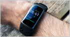 Fitbit Charge 5 review: lightweight design, bright color screen, and long battery life, but no physical buttons, screen feels too small, and UI can be confusing (Jay Peters/The Verge)