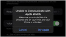Apple says it will fix a bug preventing some iPhone 13 users from using the Unlock with Apple Watch feature, in an upcoming software update (Joe Rossignol/MacRumors)