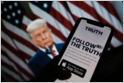 """The TOS for TRUTH Social shows it bans """"excessive use of capital letters"""", reserves the right to ban users, and hopes to benefit from Section 230 protections (Drew Harwell/Washington Post)"""
